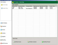 PC Invoice Service Edition screenshot